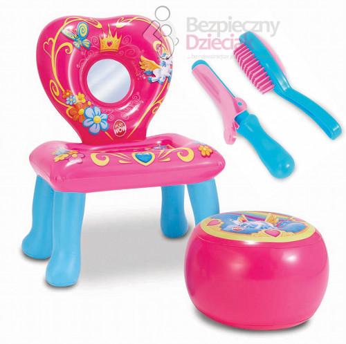 dmuchana toaletka dla dziewczynek play wow