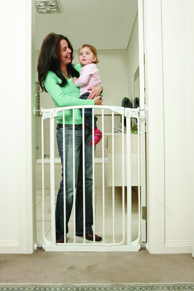 bramka ochronna wysoka na schody dreambaby