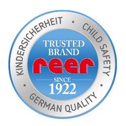 REER GmbH Bezpieczeństwo Zabezpieczenia Logo