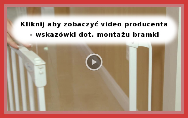 Bramka DreamBaby Video Film