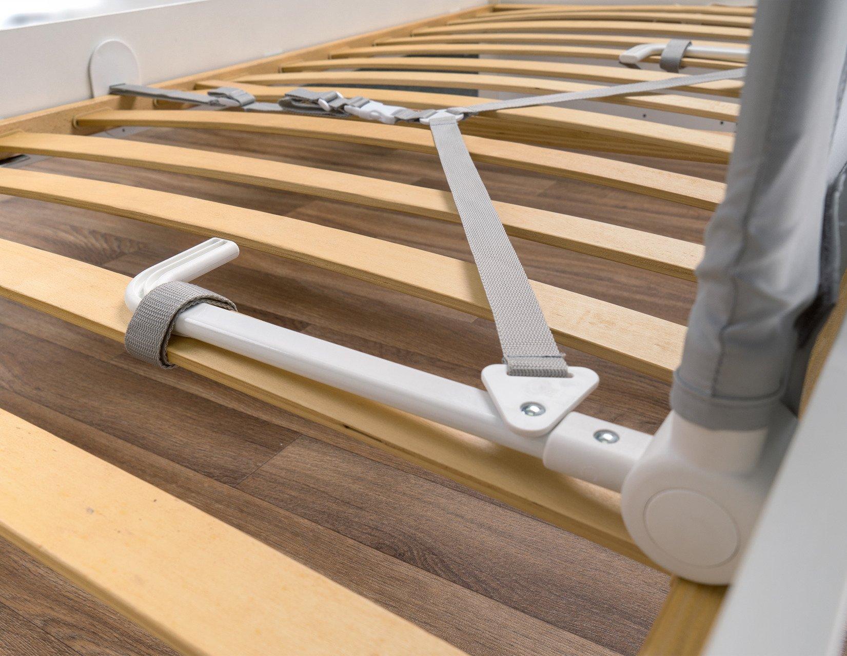 Barierka Do łóżka Bymyside 150cm H50cm Reer