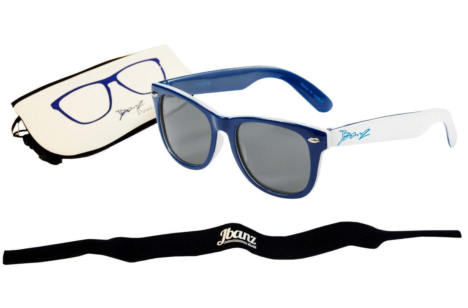 ff9a51717a3f1f Okulary przeciwsłoneczne dzieci 4-10lat UV400 BANZ Kliknij, aby powiększyć  ...