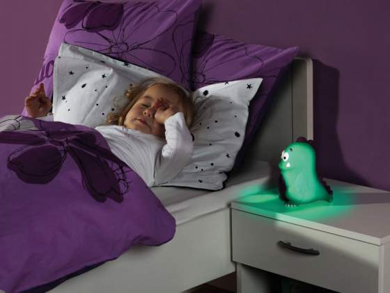 Lampka nocna LED - My Lovely Monster - XXL, REER